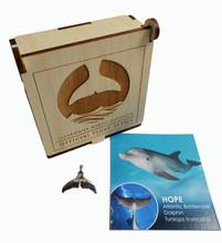 Clearwater Marine Aquarium Official Fluke Series  - Hope