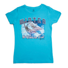 If Winter Can Hope Women's Tee