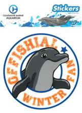 Offishial Winter Fan Sticker