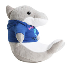 Hope the Dolphin Hoodie Plush