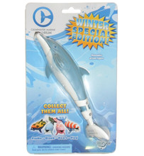 Winter the Dolphin Tech Tail Movable Action Figure