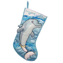Winter the Dolphin Holiday Stocking