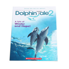 Dolphin Tale 2 Movie Paperback Book
