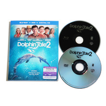 Dolphin Tale 2 DVD & Blu-ray Combo Pack
