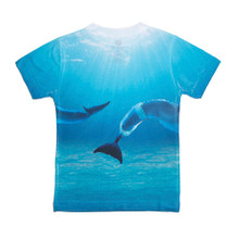 Dolphin Tale 2 Underwater Winter & Hope Juniors' Tee