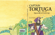 Captain Tortuga & the Treasure of Sand Key Book