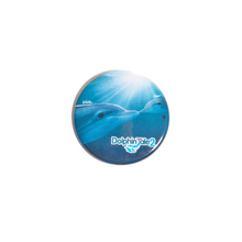 Dolphin Tale 2 Winter & Hope Underwater Button