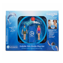 Dolphin Tale Movie Action Figure Playset