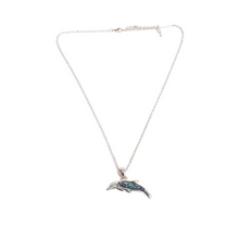 Winter the Dolphin Abalone Shell Necklace - Without Prosthetic Tail