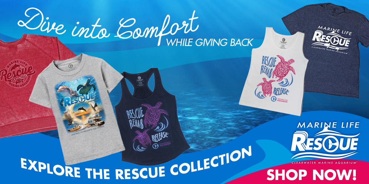 3626492ff90 The Rescue Store | Clearwater Marine Aquarium Official Online Shop