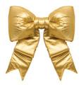 Yellow Satin Bow