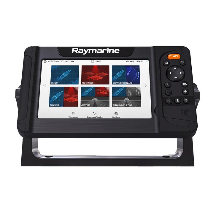 Raymarine Element 7 HV Chartplotter\/Fishfinder - No Transducer [E70532]