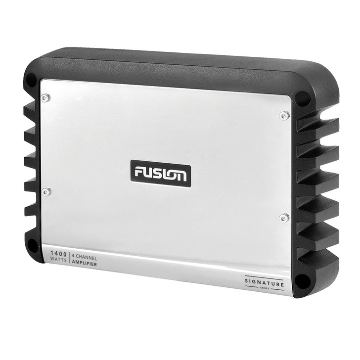 FUSION SG-DA41400 Signature Series - 1400W - 4 Channel Amplifier [010-01969-00]