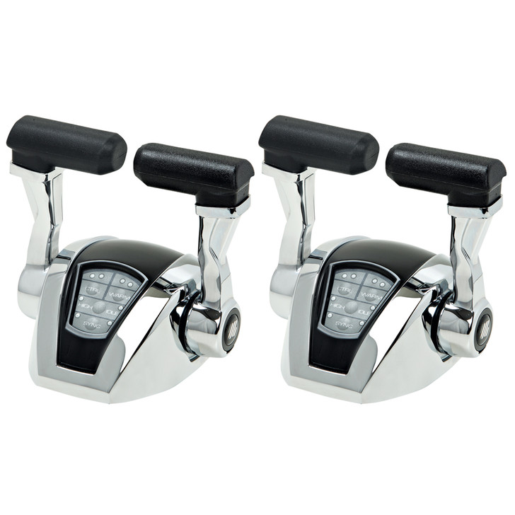 UFlex Power A Electronic Control Package - Dual Engine\/Dual Station - Electronic Throttle\/Electronic Shift [EE22]