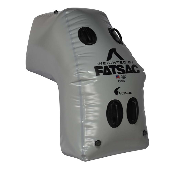 FATSAC Yamaha Jet Boat Custom 27 - 1,200lb Ballast Bag - Grey [C1326]
