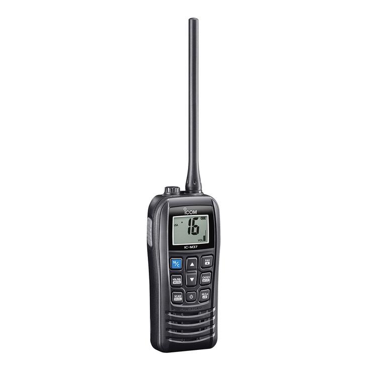 Icom M37 VHF Handheld Marine Radio - 6W [M37 31]