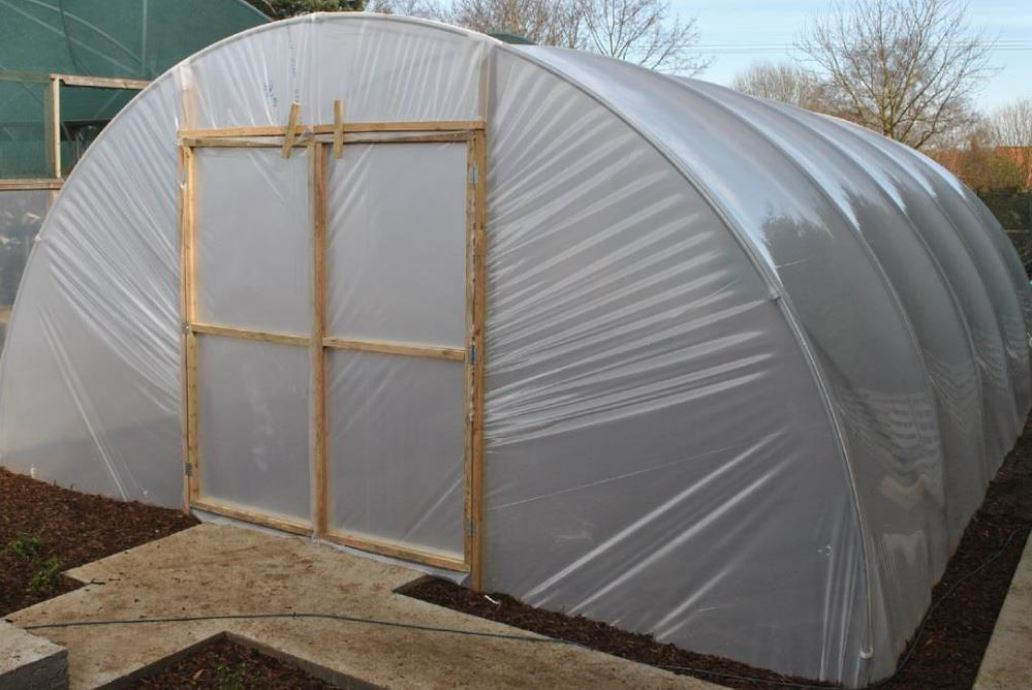 Preparing your polytunnel for planting