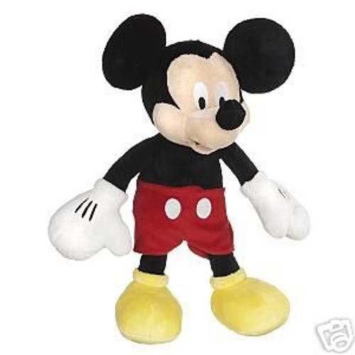 "Disney Mickey Mouse 16"" Plush (Toy)"