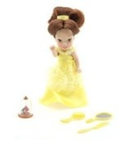 "Disney Belle Little Princess 4"" Doll Play Set (TOY)"