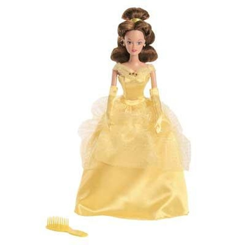Disney Princess Beauty and the Beast Belle Barbie Doll (TOY)