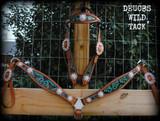 Double Concho Beauty Set - Pick Your Hide!
