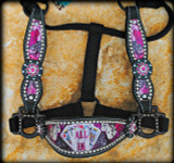 Colorful All In Cheek Halter-Pink Or Turquoise!