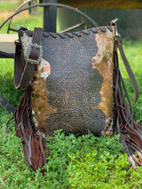 Brown Acid Wash & Butch Cassidy Large Bag