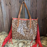 Cheetah Big Ass Bag