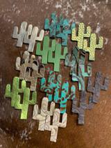March 3-St. Patricks Cactus 10 Pairs/20 Pieces