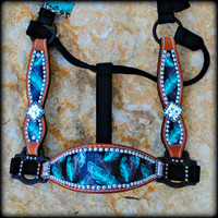 Feather Cheek Halter *MORE COLORS*
