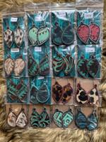 Dot & Hide Earrings Group 1