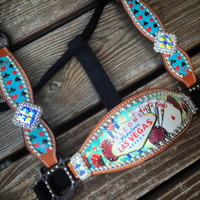 Las Vegas Design Cheek Halter