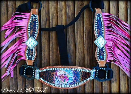 Native Princess Cheek Halter