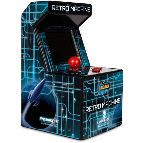 DreamGear My Arcade Retro Machine w/200 Games DGUN-2577