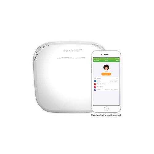 Amped ALLY - Whole Home Smart Wi-Fi System AMP-ALLY-R1900