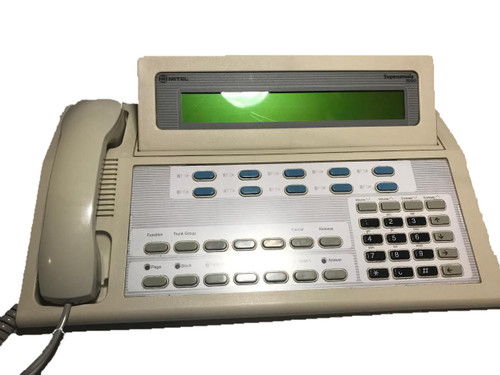 Mitel Superconsole 1000 9189-000-400 Backlit