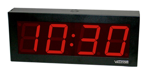 VALCOM 4.0 inch Digital Clock V-D2440B