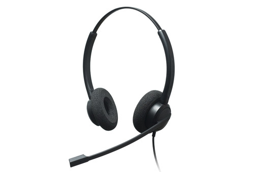 ADDASOUND Dual Ear Noise Cancelling Headset CRYSTAL2732