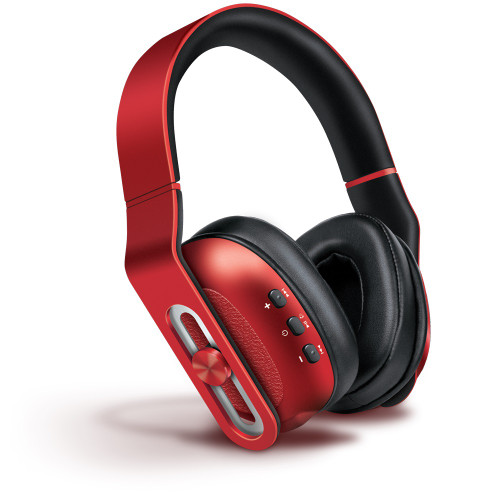 DreamGear BT-2700 RED ISound Bluetooth Headphones DGHP-5628
