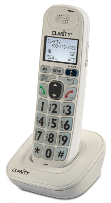Clarity 52704.000 Spare Handset for D704 Series D704HS