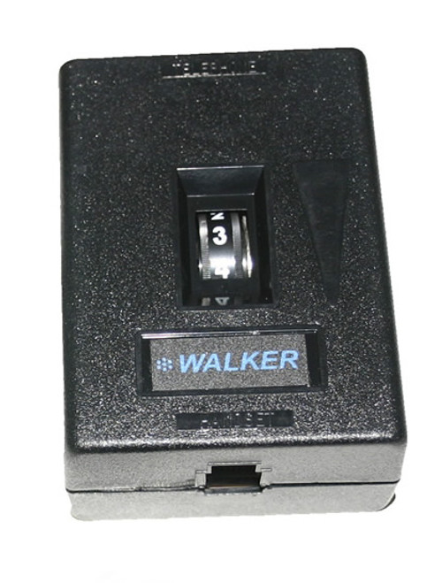 Forester Solutions INC 50803.001 W10 Amplifier Battery Powered W-10BP-BK
