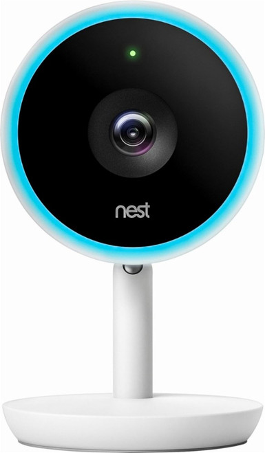 NEST LABS NEST CAM IQ INDOOR CAMERA NES-NC3100US
