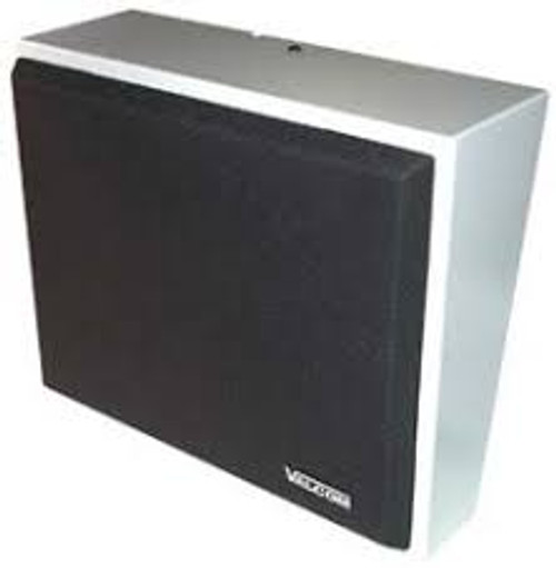 VALCOM IP Wall Speaker Assembly, Gray and Black VIP-430A-IC