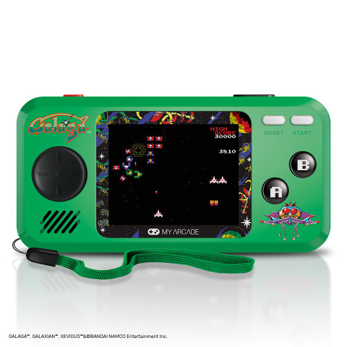 DreamGear GALAGA POCKET PLAYER DGUNL-3244