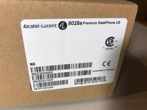Alcatel 8028S Premium Telephone