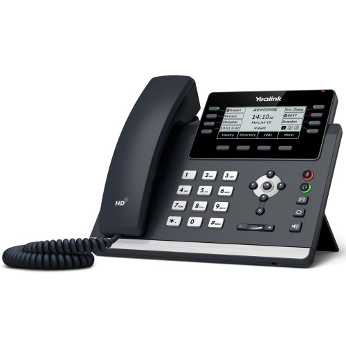 Yealink Unified Firmware Enhanced SIP Phone T43U SIP-T43U