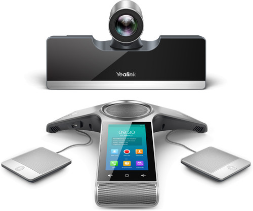 Yealink VC500 Vid Conf Endpoint (Phone/Wired/WP) VC500-Phone-Wired-WP