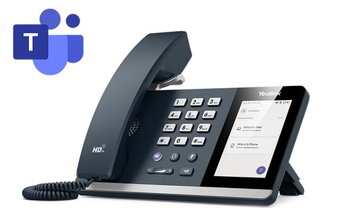 USB Phone Compatible with Microsoft Team MP50
