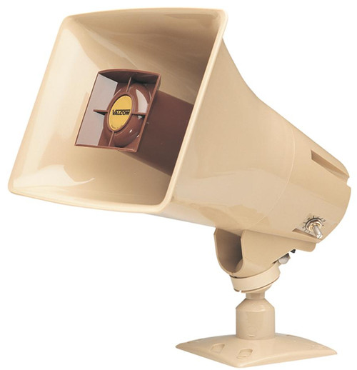 5Watt 1Way Paging Horn BEIGE