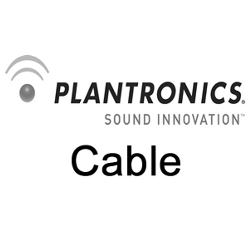 Plantronics CABLE, 2.5mm TO MODULAR, 19.5 inches 78333-01